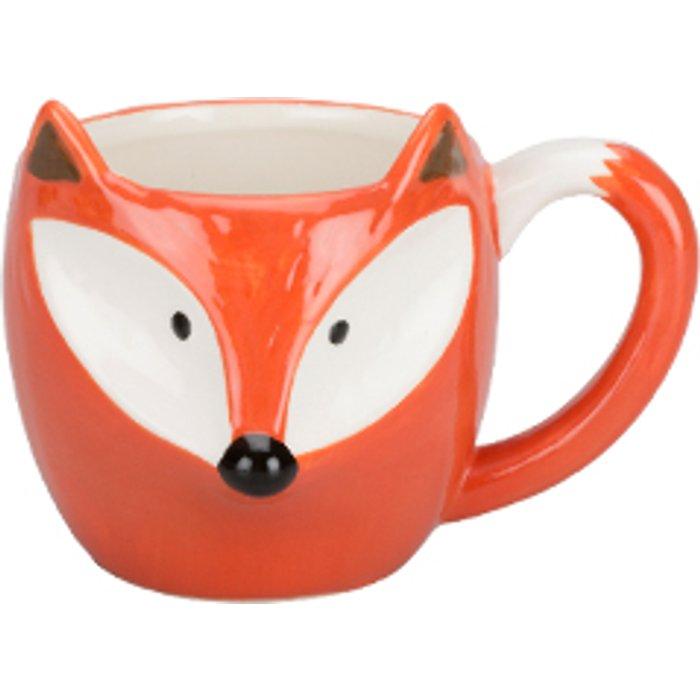 Price & Kensington Fox Woodland Mug