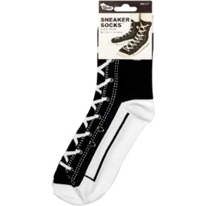 The Range Sneaker Socks - Black