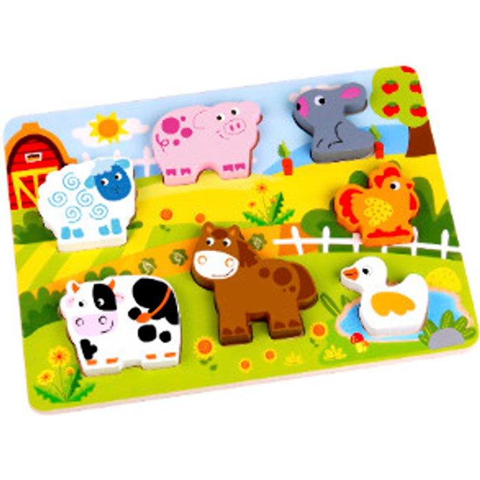 Imagination Chunky Farm Puzzle