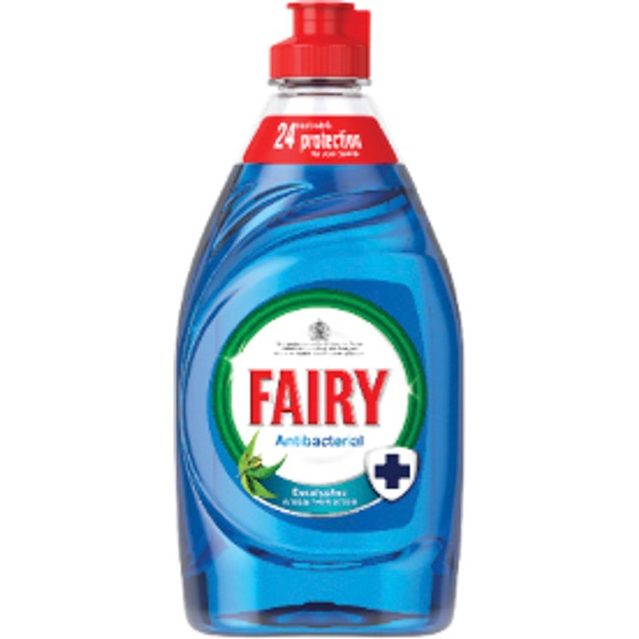 Fairy Fairy Anti-Bacterial Washing Up Liquid