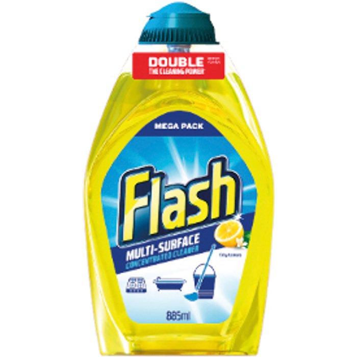 Flash Flash Ultra Power Liquid Gel