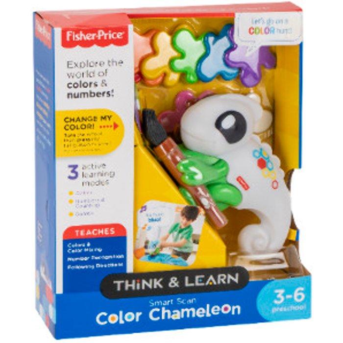 Fisher Price Fisher Price Colour Chameleon