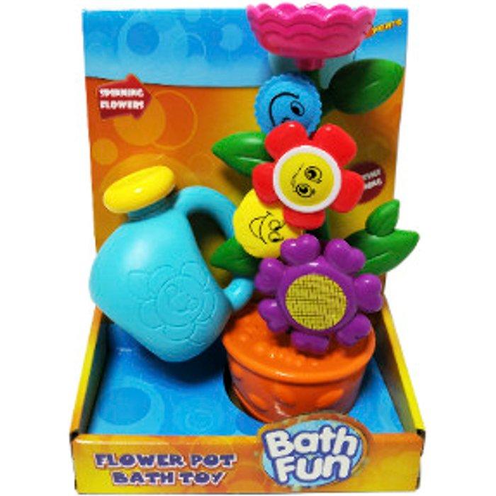 The Range Flower Pot Bath Toy