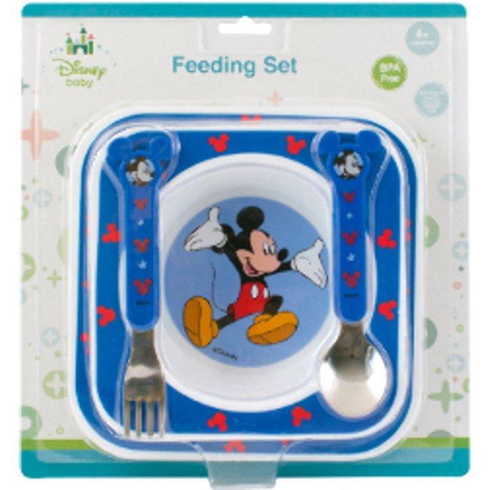 Disney Disney Baby Mickey Mouse Feeding Set