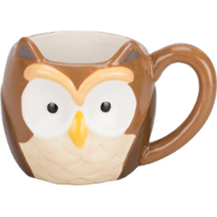 Price & Kensington Owl Woodland Mug