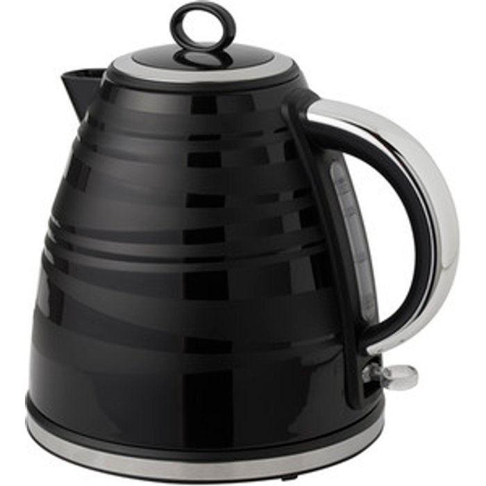 The Range Saturn 1.7L Kettle - Black