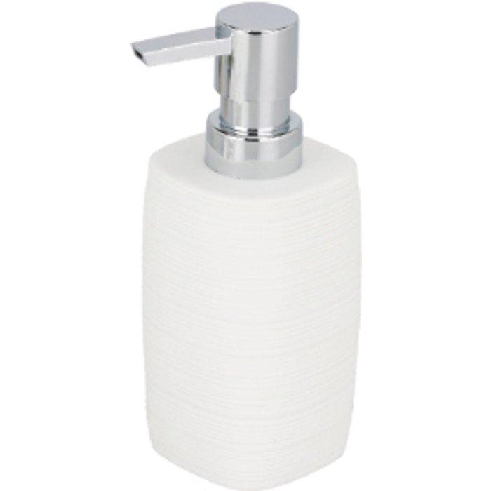 The Range Santorini Soap Dispenser - White