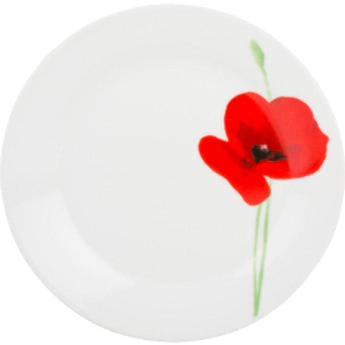 The Range Poppy Garden Side Plate