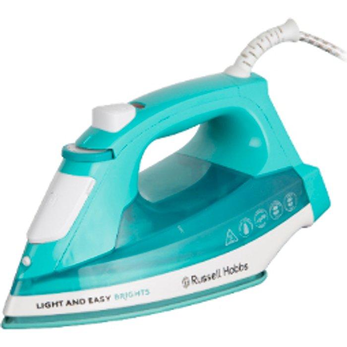 Russell Hobbs Russell Hobbs Light & Easy Brights Iron - Aqua