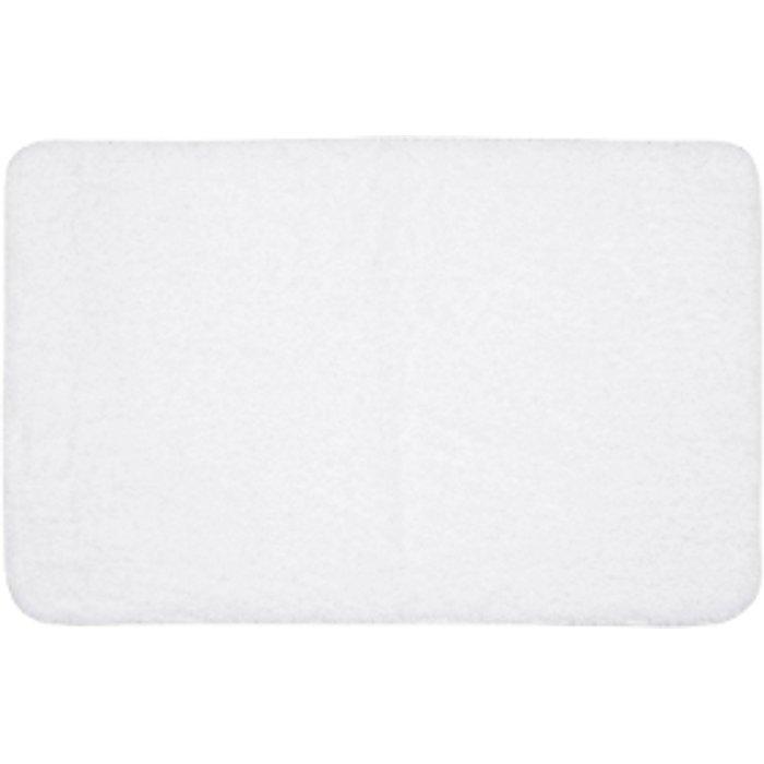 The Range White Snuggle Bath Mat - White