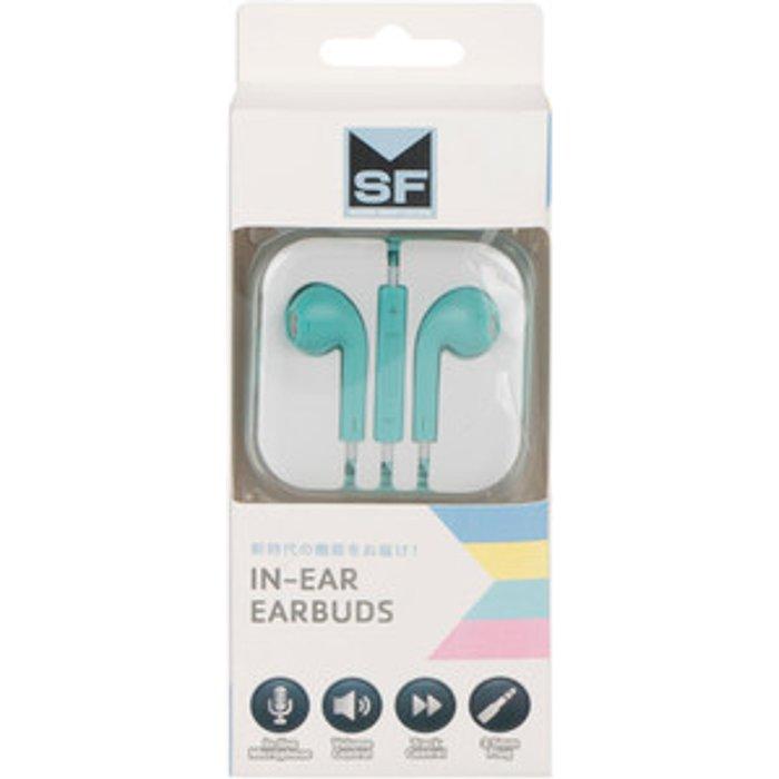 Modern Smart Function Pastel In-Ear Earbuds