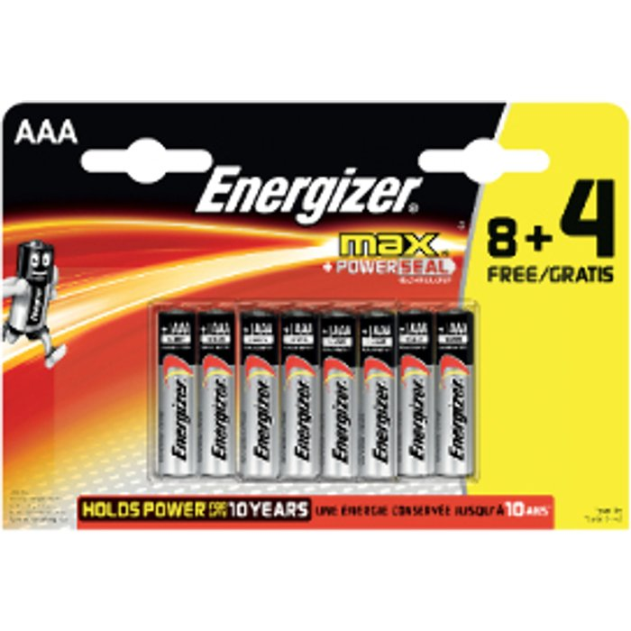 Energizer Energizer Max AAA Batteries