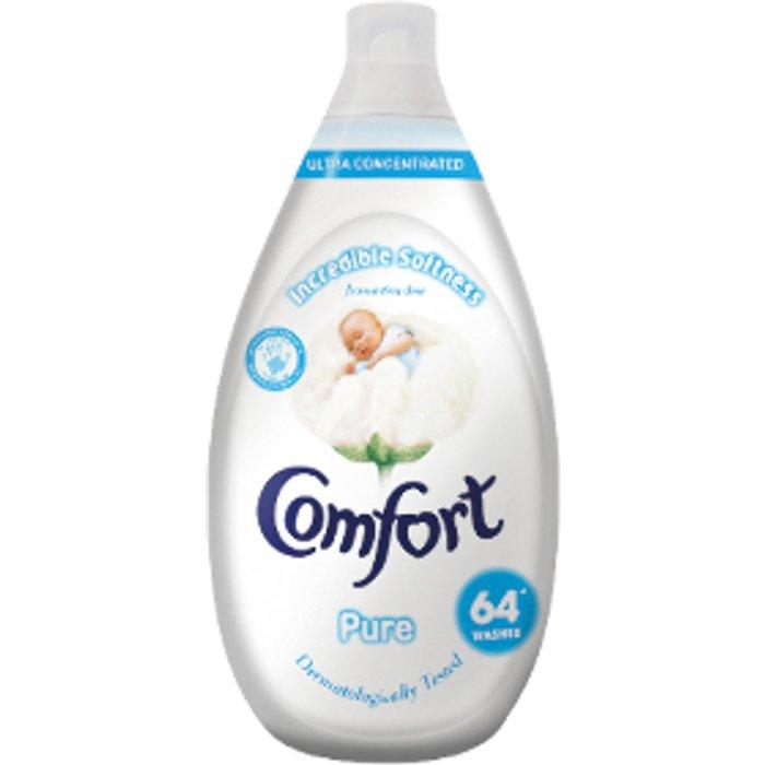 Comfort Comfort Pure Fabric Conditioner 64 Washes