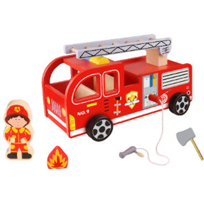 Imagination Fire Truck