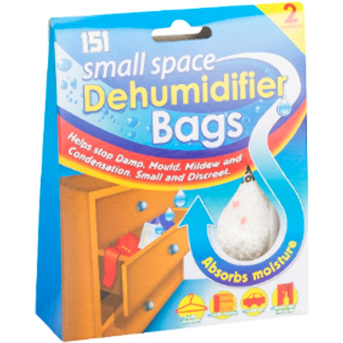 The Range Small Space Dehumidifier Bags