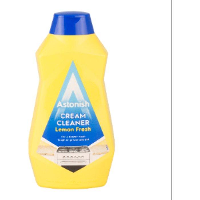 Astonish Astonish Lemon Fresh Cream Cleaner