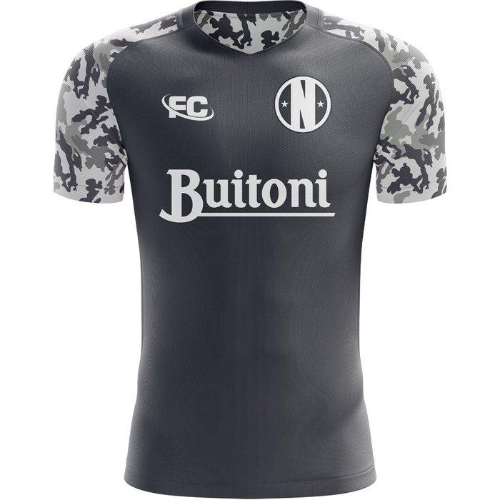 Fans Culture 2018-2019 Napoli Fans Culture Third Concept Shirt (Kids)