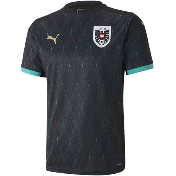 Puma 2020-2021 Austria Away Puma Football Shirt
