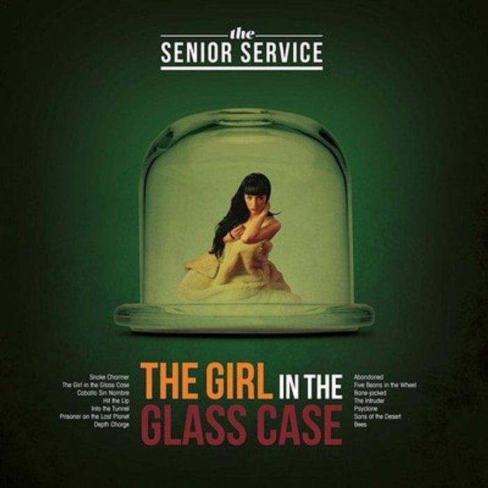 The Senior Service The Girl in the Glass Case [VINYL]