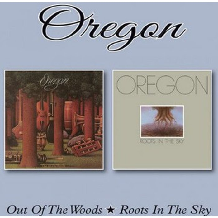 Oregon Out Of The WoodsRoots In The Sky