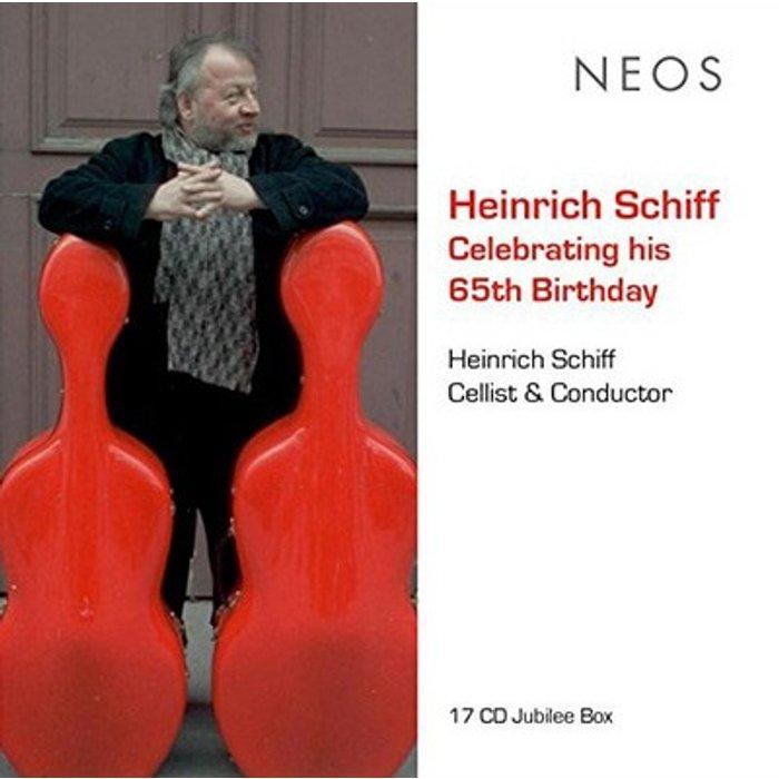 Heinrich Schiff Hommage a Heinrich Schiff - 17 CDs