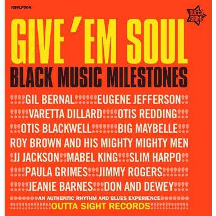 Various Artists Give Em Soul Vol. 1 [VINYL]