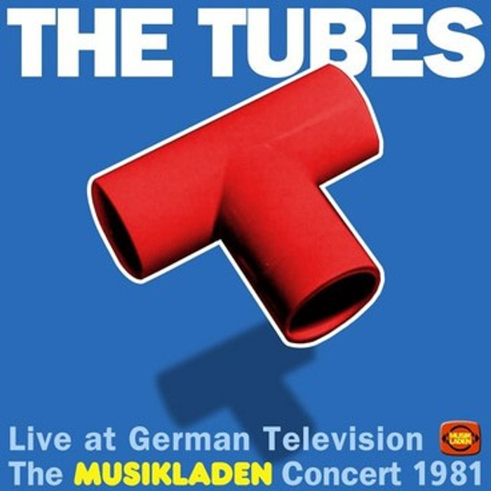 The Tubes Live At German Television - The Musikladen 1981