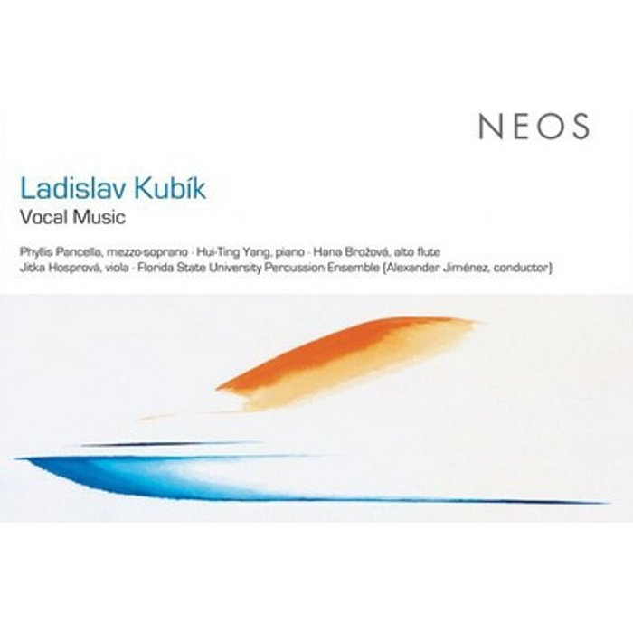 Ladislav Kubik Ladislav Kubík: Vocal Music