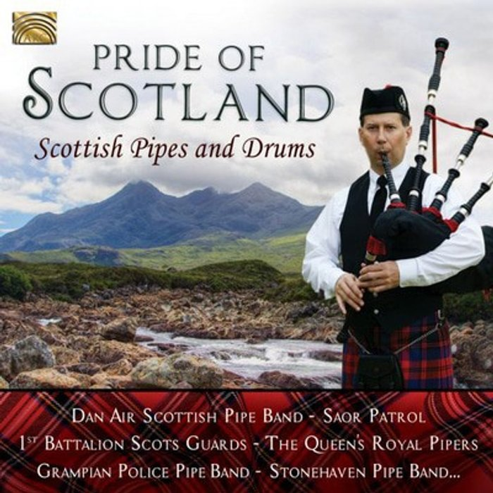 Various Artists Pride Of Scotland - Scottish Pipes & Drums