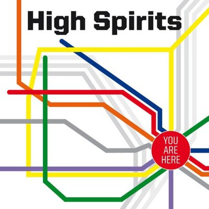 High Spirits You Are Here [VINYL]