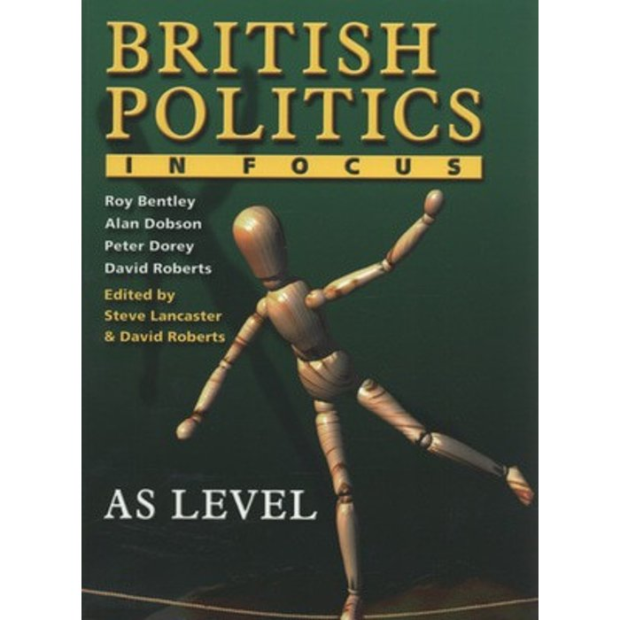 British politics in focus - Mr Roy Bentley