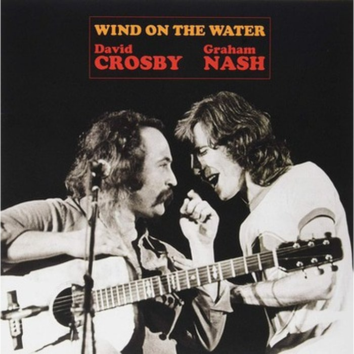 David Crosby and Graham Nash Wind On The Water [VINYL]