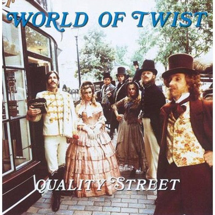 World of Twist World of Twist - Quality Street New Vinyl LP