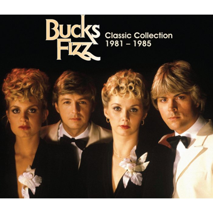 Bucks Fizz Classic Collection 1981 - 1985