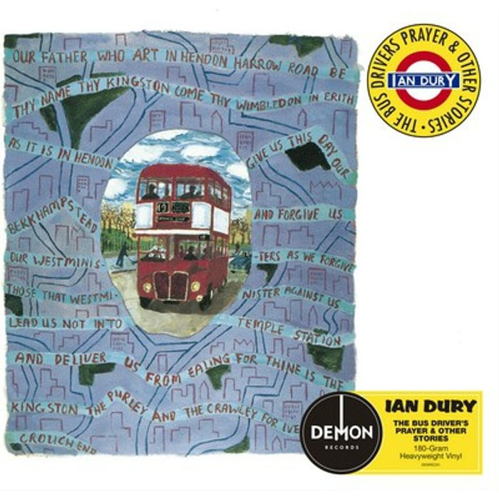Ian Dury The Bus Drivers Prayer And Other Stories [VINYL]