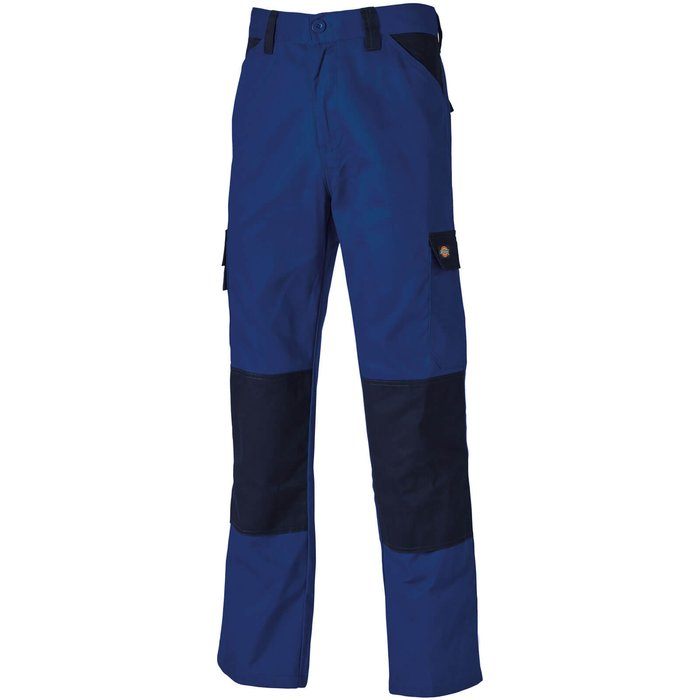 Dickies Dickies ED247S RBN 38 Size 26 Everyday Trousers - Royal BlueNavy Blue