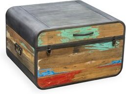 Chaunte boat trunk / coffee table