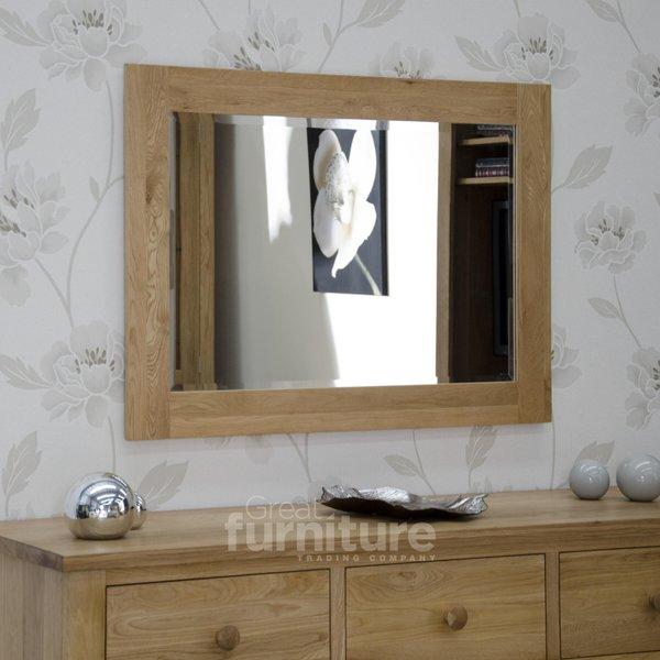 Photo of Opus oak 1020 x 720 mirror