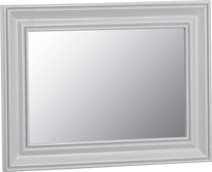 Photo of William grey wall mirror