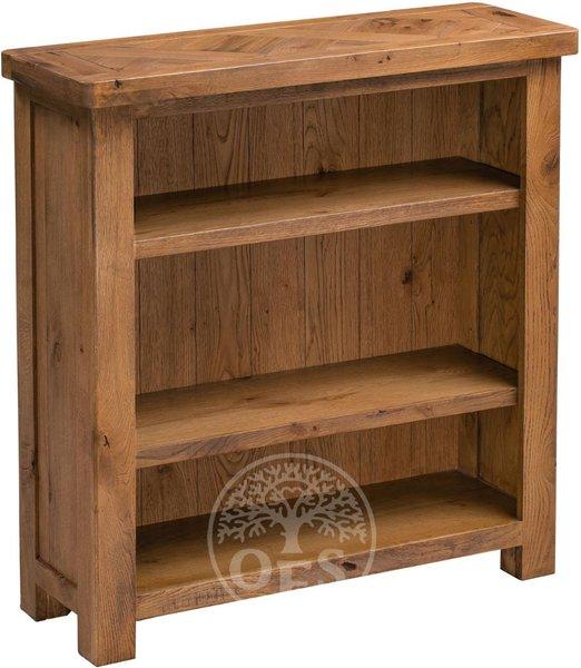 Photo of Huari oak small bookcase