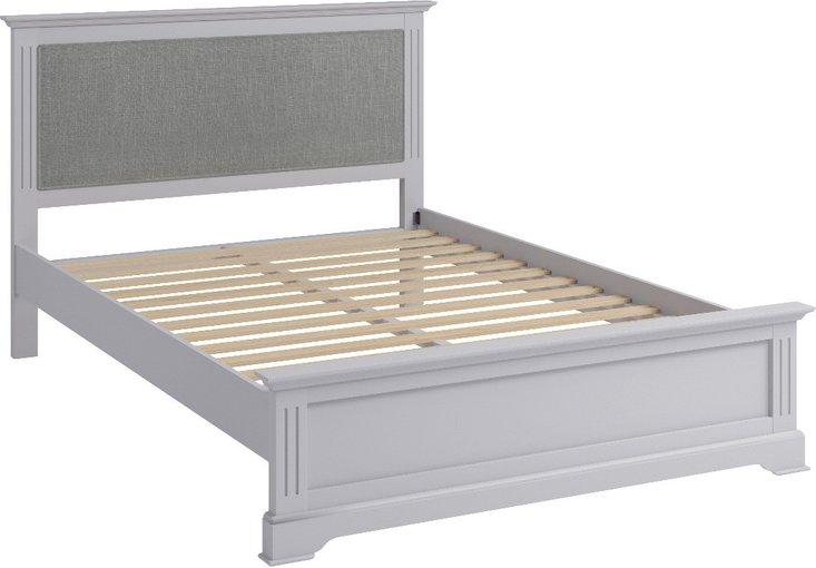 Photo of Aubrey grey king size bed
