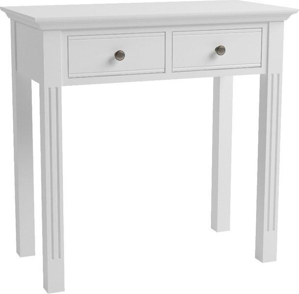 Photo of Grace white dressing table