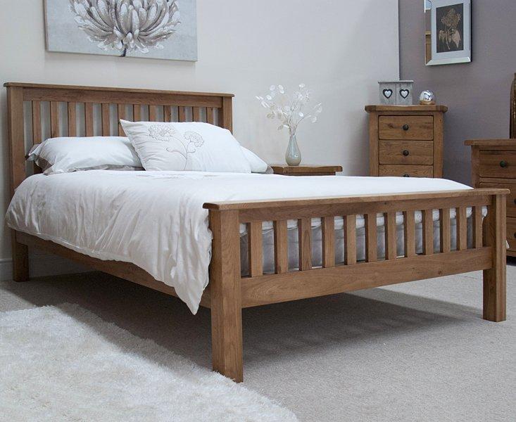 Photo of Bramley oak double bed
