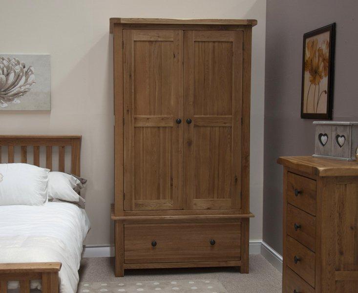 Photo of Bramley oak gents wardrobe