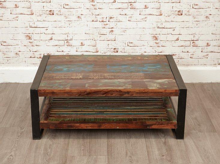 Photo of Downtown modern rectangular coffee table