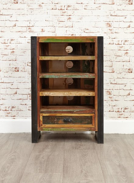 Photo of Downtown modern entertainment cabinet