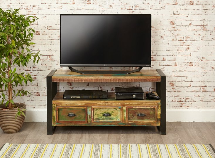 Photo of Downtown modern television cabinet