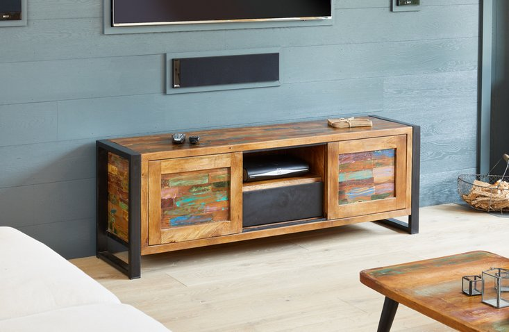 Photo of Downtown modern widescreen television cabinet