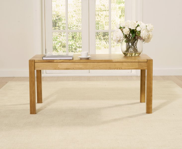 Oxford oak coffee table