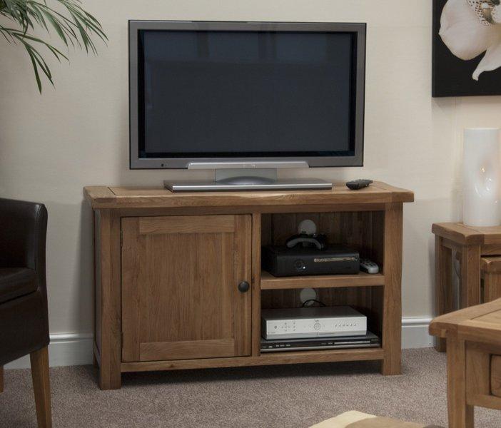 Photo of Bramley oak tv cabinet